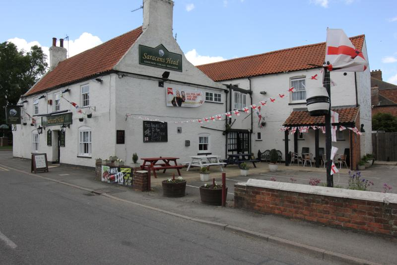 Dog friendly, family run village pub in rural location. Restaurant open throughout the season