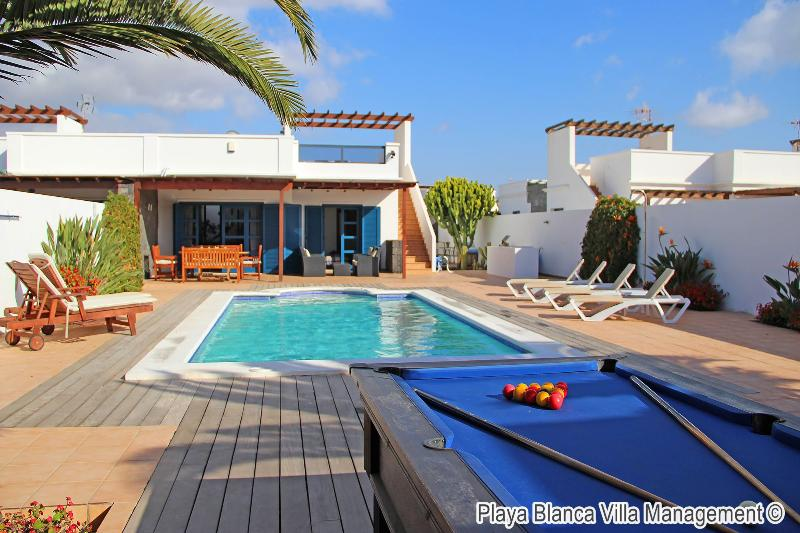 Casa Rossi, vacation rental in Playa Blanca
