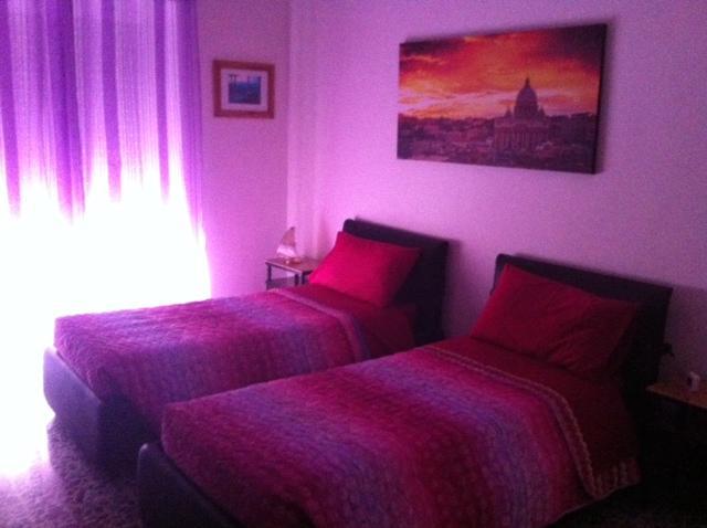 camera da letto due letti singoli