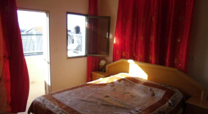 Double room, Ferienwohnung in Hararit