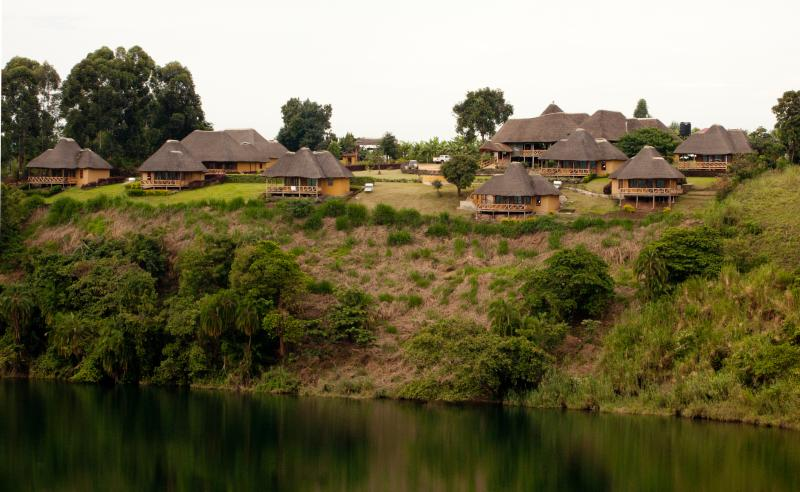 CRATER SAFARI LODGE, casa vacanza a Kibale National Park