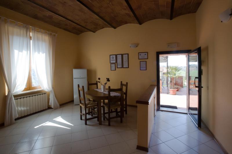 Kitchen apartament