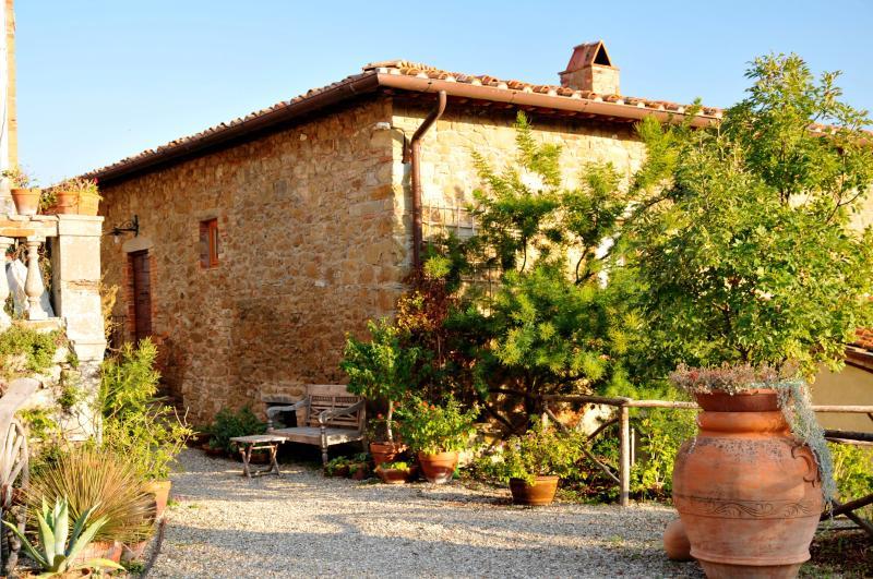 Historical stone house