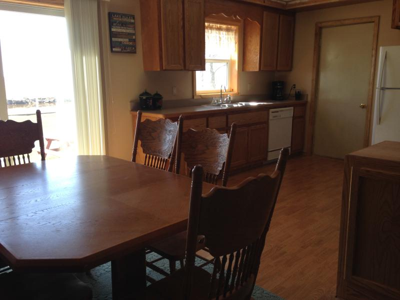 Beautiful kitchen will all amenities included dishwasher, stove, oven, microwave and many appliances