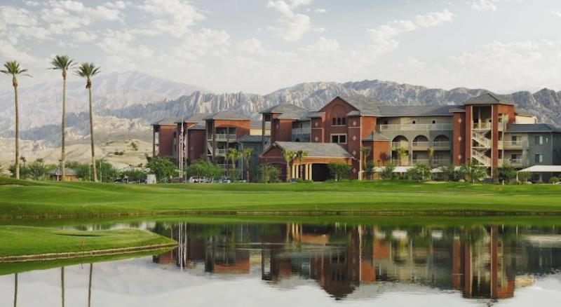 Wyndham Indio Resort (2 bedroom 2 bath condo), alquiler de vacaciones en Greater Palm Springs