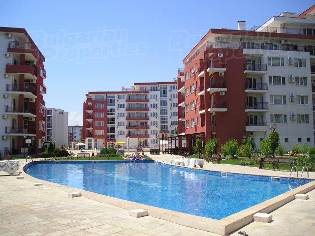 Holiday Apartment in Marina View Fort Beach, vacation rental in Sveti Vlas