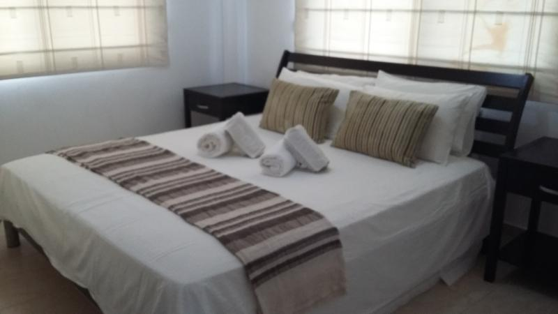Bedroom 4 has a superking size bed and ensuite