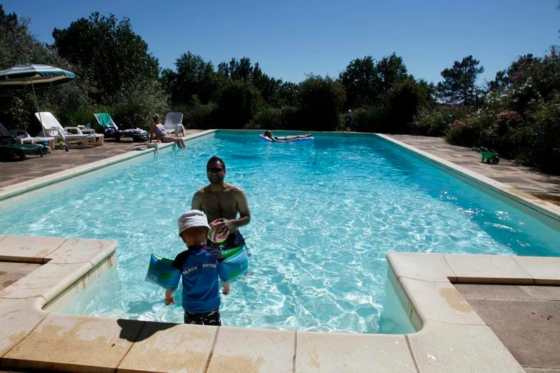 Gite with private pool in Dordogne