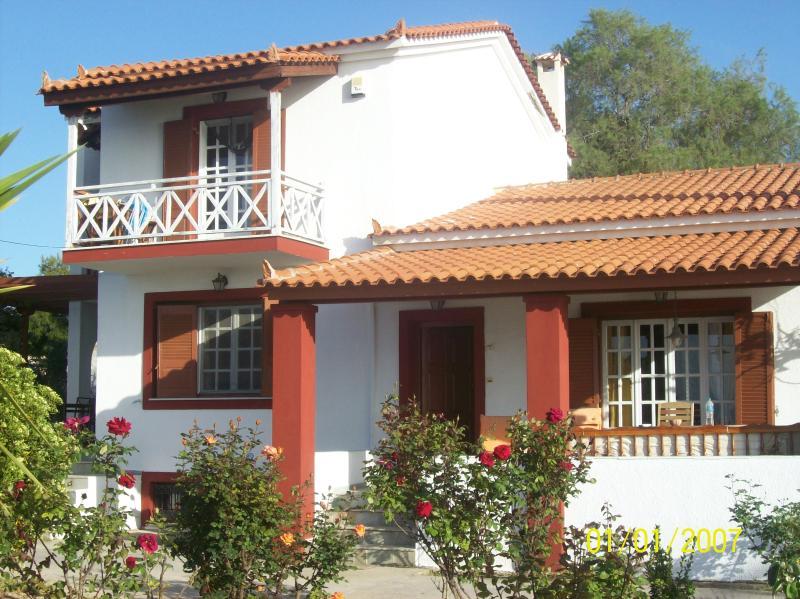 Villa Mirto, holiday rental in Aegina Town