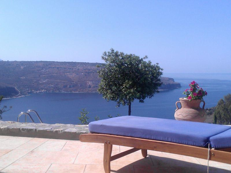 Villa Theofano at Soukidia Villas Oitylo, Mani, holiday rental in Omales