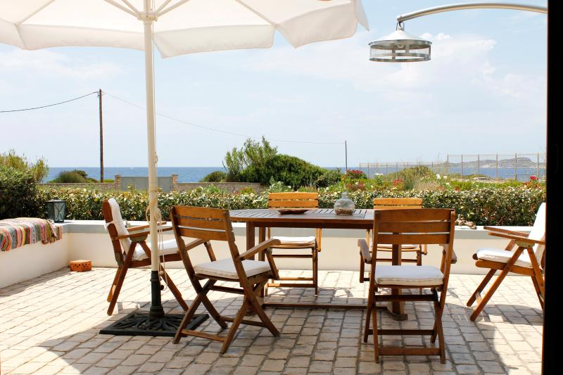 Villa Penelope, Marathopoli Greecee, location de vacances à Chora