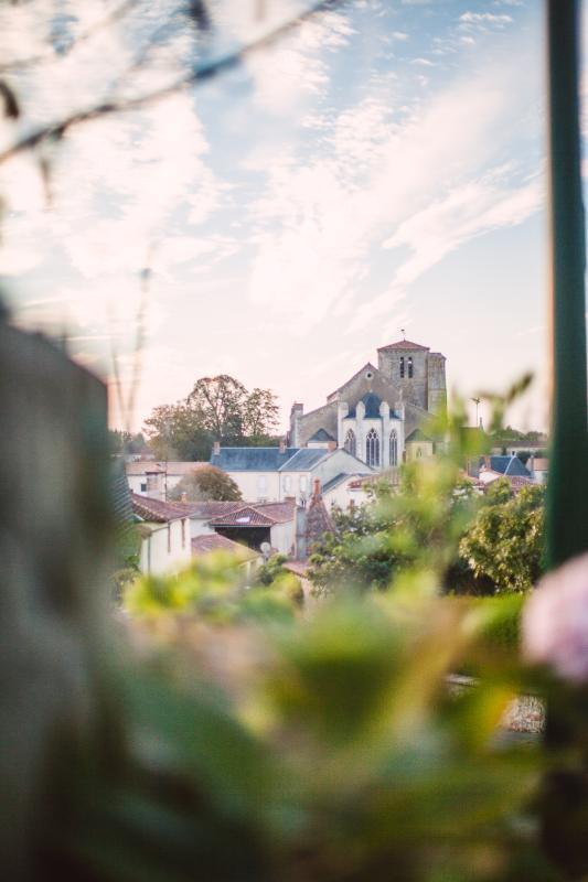 Our pretty village