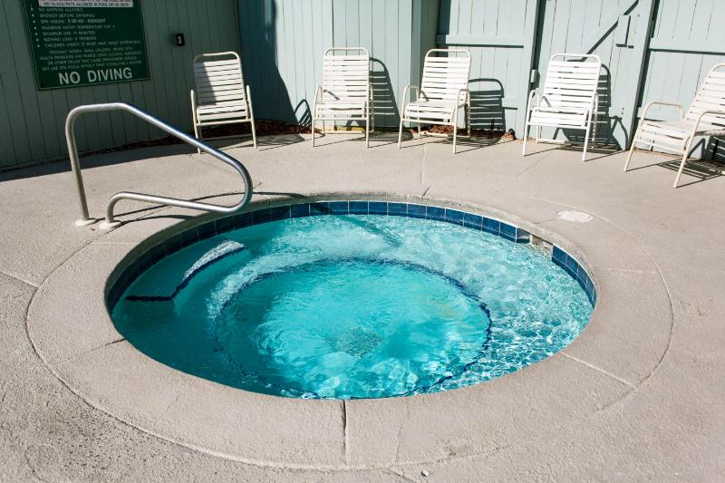 One of 3 hot tubs