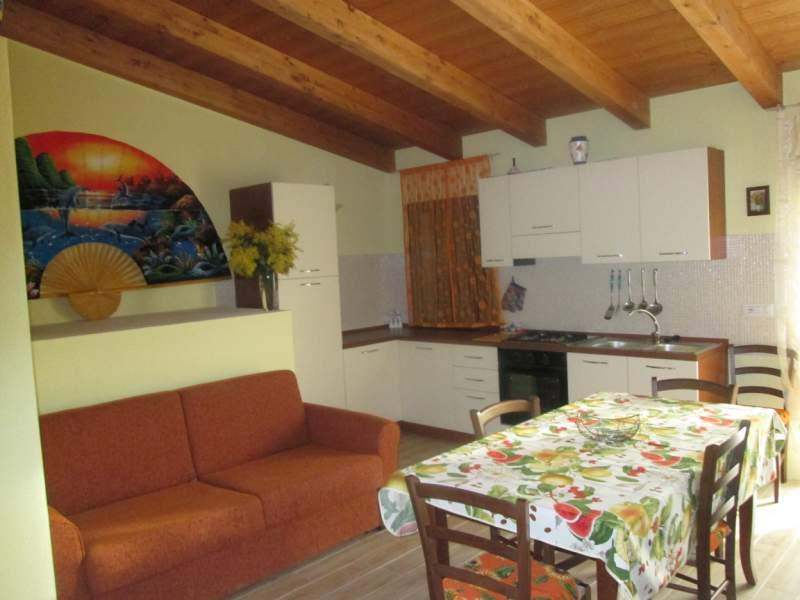 Appartamento Trinità d'Agultu Costa Rossa Sardegna, alquiler vacacional en Paduledda