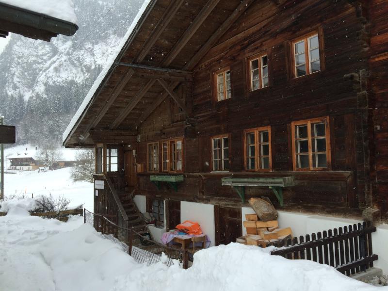 400 Year Chalet, Interlaken/Gstaad, holiday rental in Canton of Bern