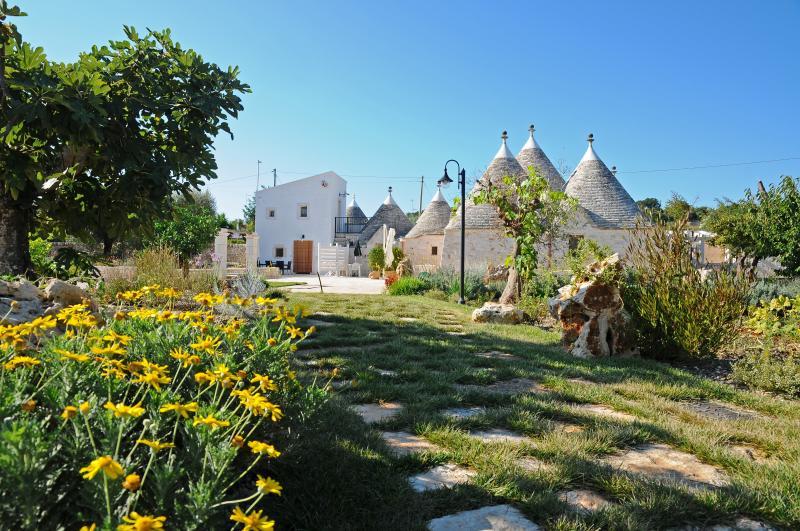Trulli Dell'Arco, vacation rental in Locorotondo