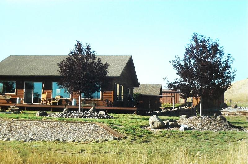 The HM Ranch home