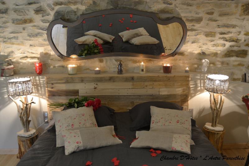 Chambre d'hôtes de Charme L'Antre Parenthèse, vacation rental in Besseges
