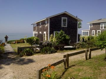 Cape Cod oceanfront rental, vacation rental in Brewster