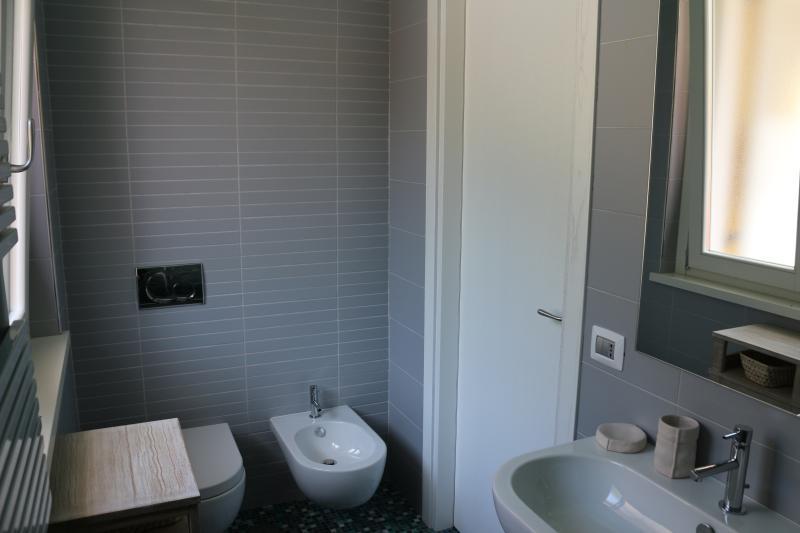 Bagno 'Garden Room' doccia idromassaggio
