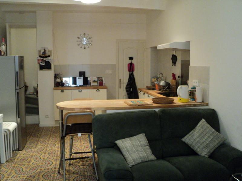 Stylish 1 Bed Townhouse with Roof Terrace/Pezenas, holiday rental in Castelnau-de-Guers