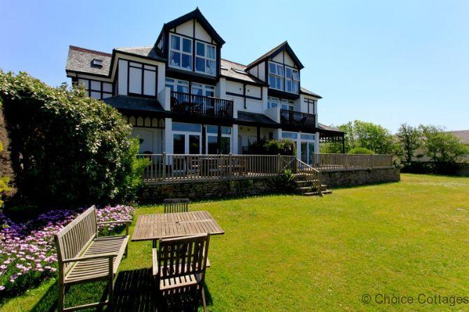 CROYDE 3 LORNA DOONE | 3 Bedrooms, vacation rental in Saunton