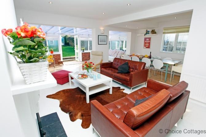 CROYDE MARRAM | 5 Bedrooms, holiday rental in Braunton