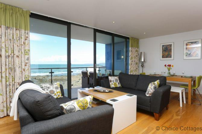 WESTWARD HO! HORIZON VIEW 17 | 2 Bedrooms, holiday rental in Saunton
