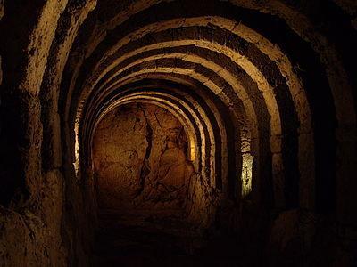 the Necromantium(archaelogical site)