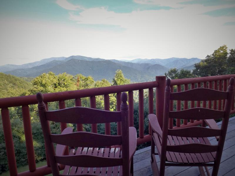 Pull up a Chair, it is Mountain Time!