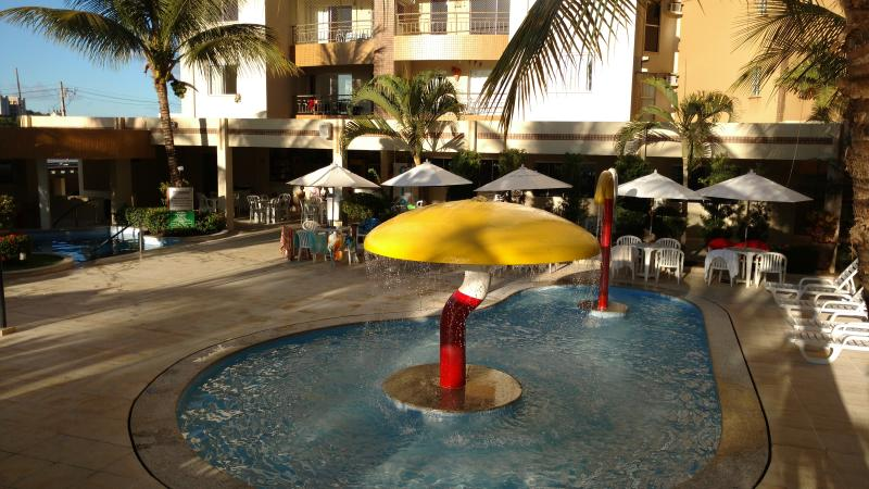 CALDAS NOVAS - PRIVE DAS THERMAS 2, location de vacances à État de Goiás