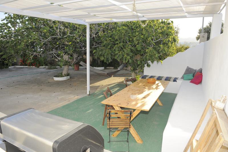 BBQ & garden
