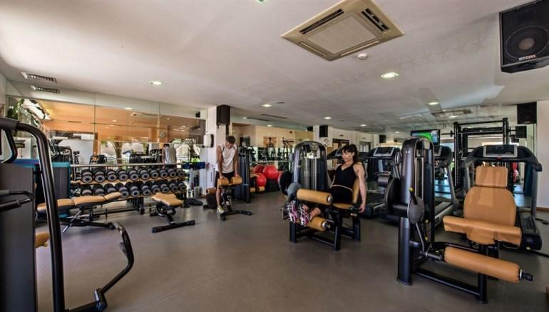 Fully equipped on site gym available to guest. Pilates classes can be booked when available.
