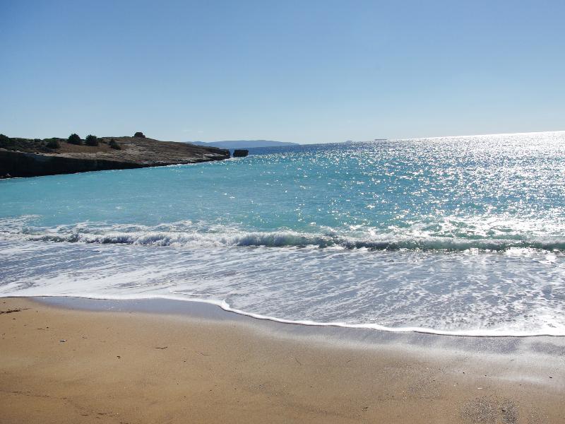 Greek House - The sea