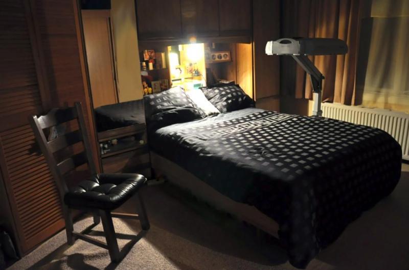 1st sleeping room