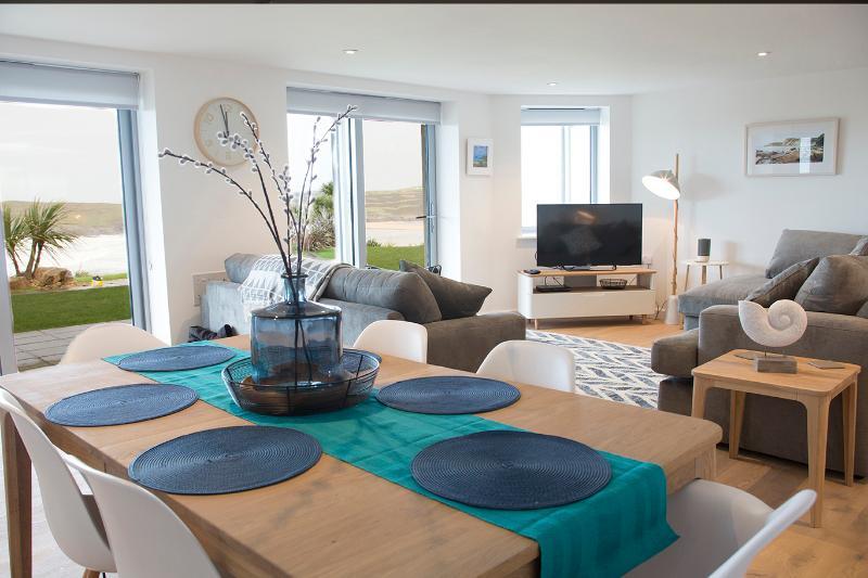 1, Crantock Bay Apartments, West Pentire, Cornwall, Ferienwohnung in Crantock
