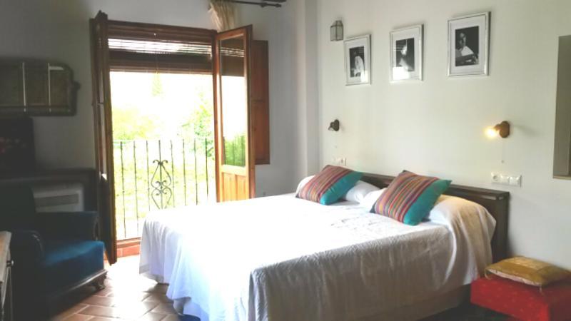 "Apartment ""Granada"" with garden view"