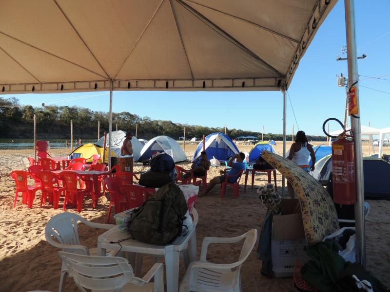 This year's camp will be in the area of the Hotel Camping Adventure Fish Tocantins-TO. We look guys!