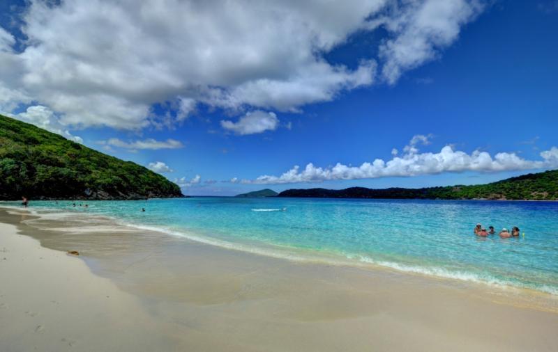 Megan's Bay Beach.