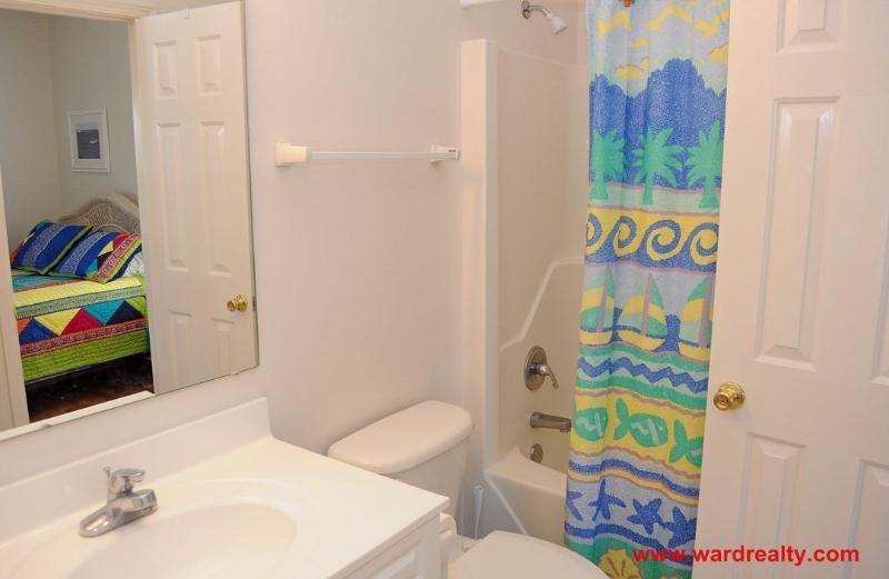 Top Floor Hallway Bathroom