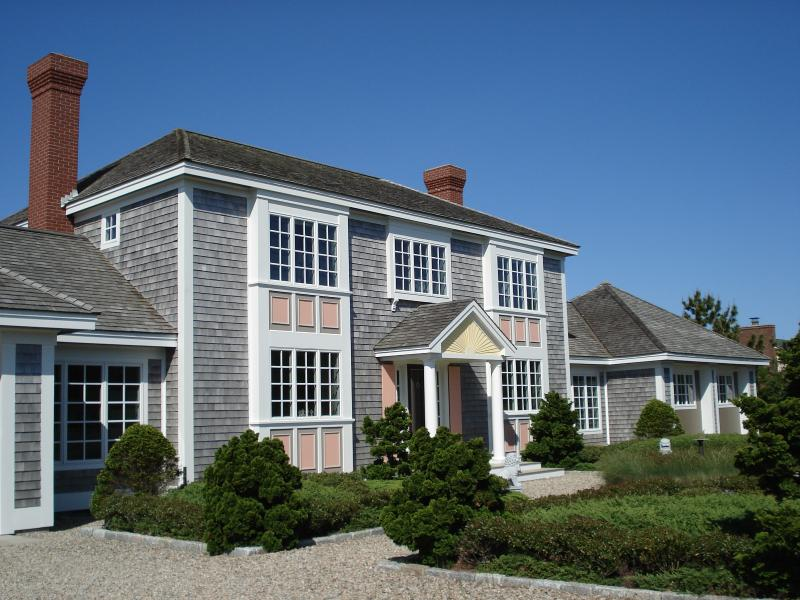 Classic Bayfront House on Cape Cod Bay, North Truro near Provincetown, vacation rental in North Truro