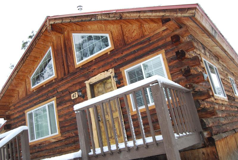 ARTIST'S ECLECTIC CABIN!!, holiday rental in Pagosa Springs