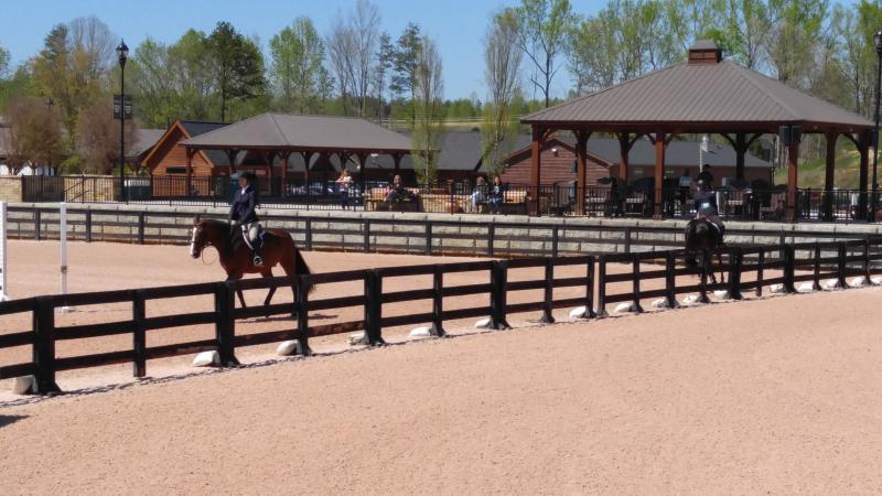 Tryon Horse Arena