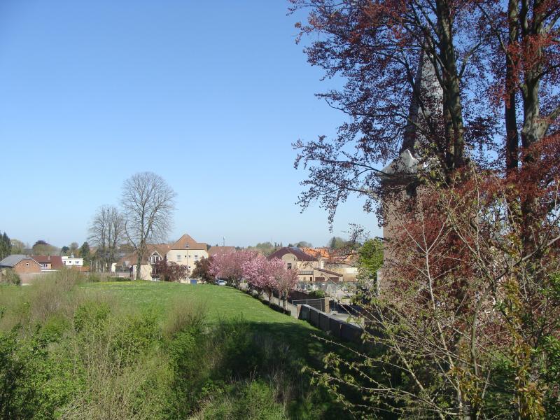 Vakantiewoning Aan het Singelhof voor 2 tot 16 pers in Sint-Truiden (Haspengouw), location de vacances à Borlo
