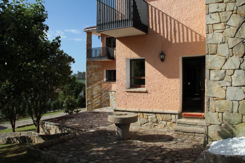 Apartamento La Braña para 6 personas, casa vacanza a Naveces