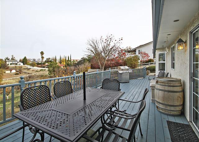 COF House--Access to Everything Paso Robles!, holiday rental in Paso Robles