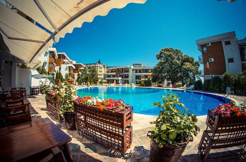 Visit Sunny Beach Mesambria 1-bedroom aparts, holiday rental in Elenite