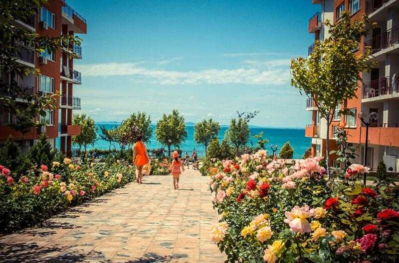 Visit Sunny Beach Marina Studios, holiday rental in Elenite