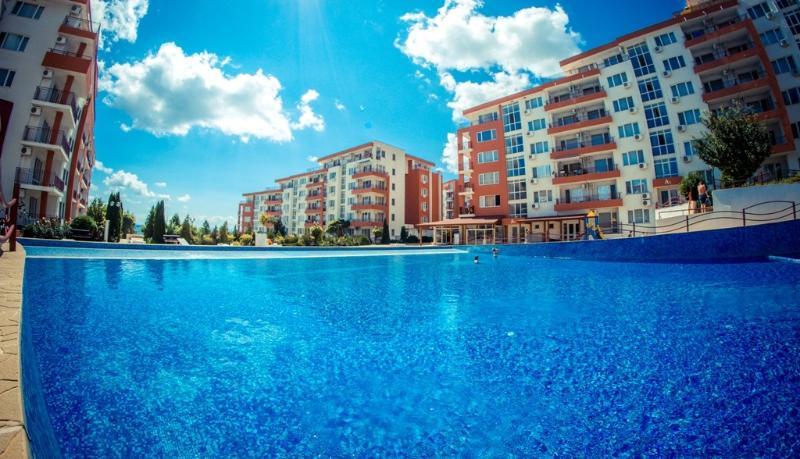 Visit Sunny Beach Marina 2-bedroom aparts, holiday rental in Elenite
