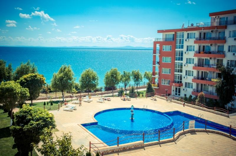 Visit Sunny Beach Marina 1-bedroom sea view aparts, alquiler vacacional en Elenite